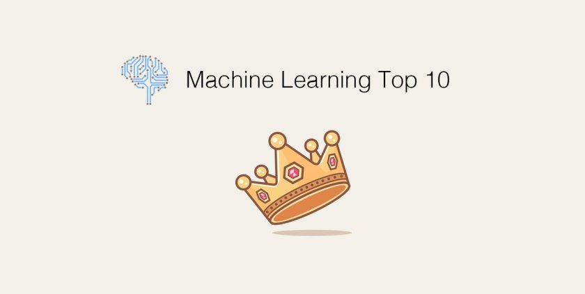 Machine Learning Top 10 Articles for the Past Month.  #ai
