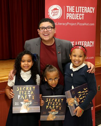 Image result for secret pizza party childs book adam ruben