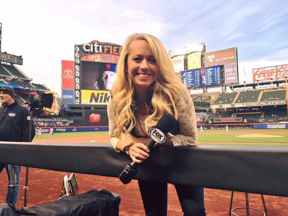 Center Female Sports Reporters