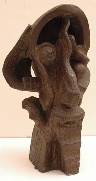 tagore abstract sculpture baij