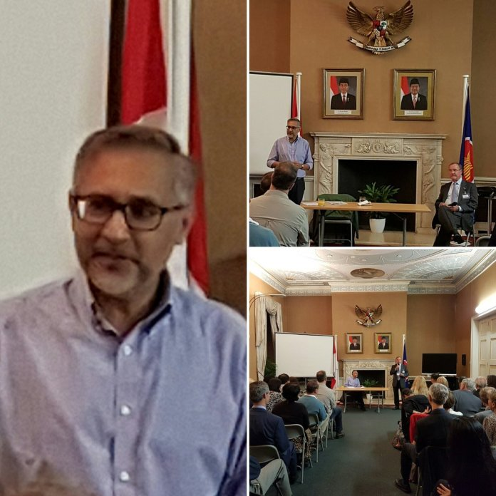 Indonesian Embassy London Di Twitter Ambassador Of Uk Moazzamtmalik Asking Anglo Indonesian Society In London To Promote And Raise Awareness About Indonesia In The Uk Https T Co Nsc273bxso