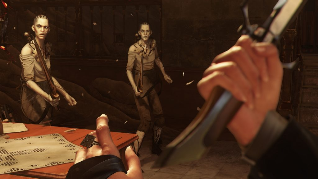 Dishonored 2 'Daring Escapes' Gameplay Trailer 2