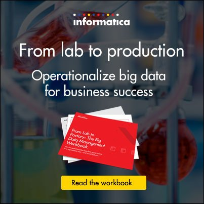 Want the secret to getting Business Value from #BigData? Read the Workbook  #stratahadoop