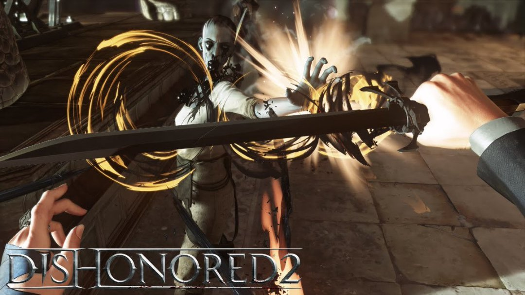Dishonored 2 'Daring Escapes' Gameplay Trailer 1