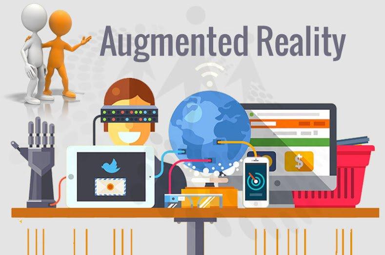 How #AugmentedReality Works by @bhattihaxor cc @CsharpCorner  #VR