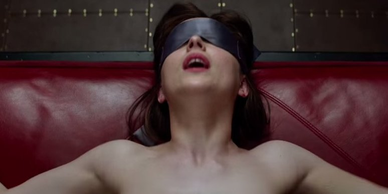 'Fifty Shades' Is Getting the Virtual Reality Treatment  #vr