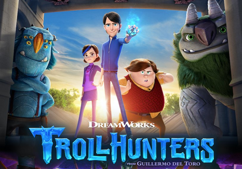 #Trollhunters Trailer: Guillermo del Toro's animated series takes you for a wild ride