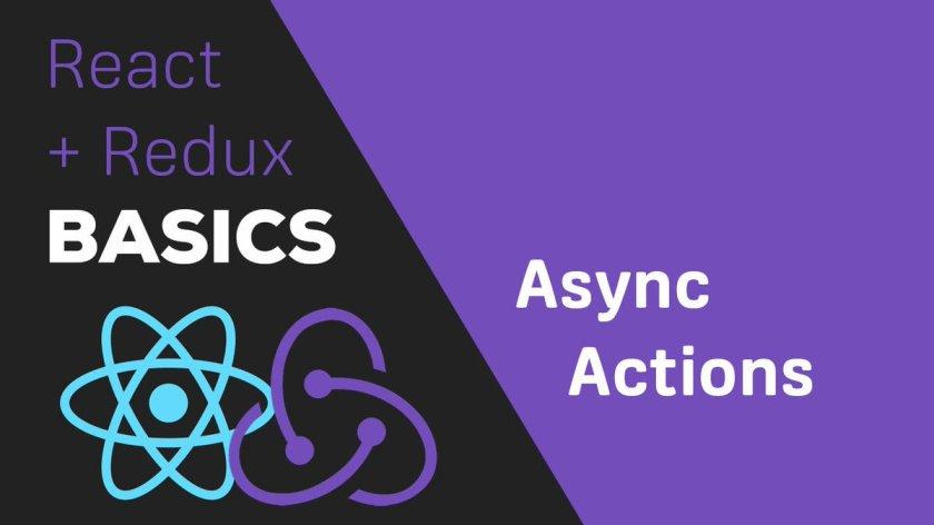 ReactJS / Redux Tutorial - #10 Async Actions  #facebook #javascript #reactjs -