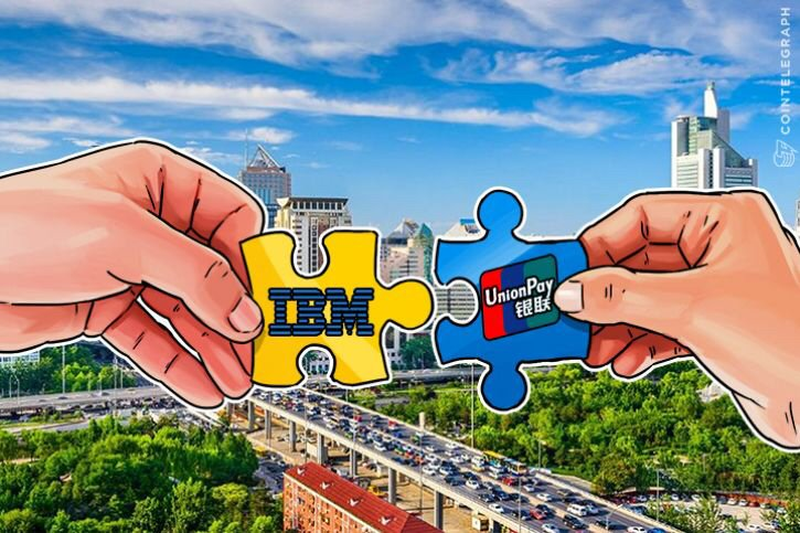IBM Invests $200 Million in #IoT Blockchain, Partners With @UnionPay_Intl