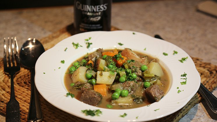Recipe: Venison Irish Stew — —