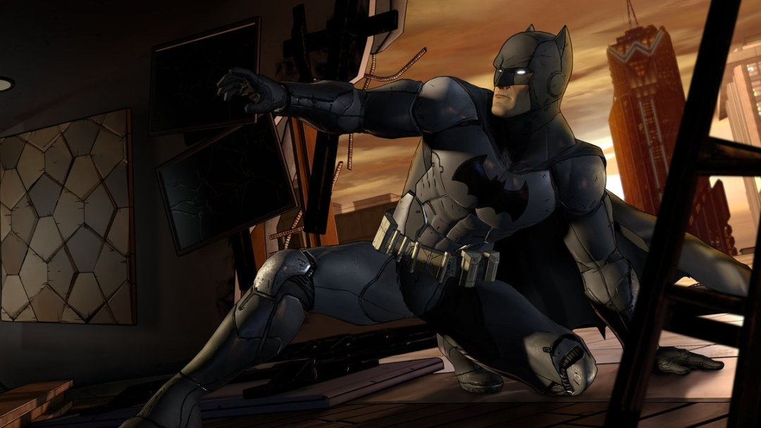 Batman: The Telltale Series Episode 3 New World Order Dated 1
