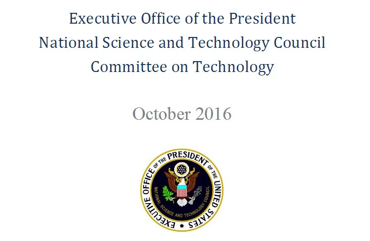 The main takeaways on the White House report on the future of #AI  #fintech #cybersecurity