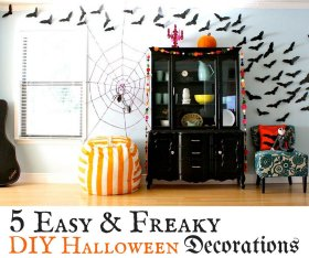 Perfect DIY HalloweenDecorations to make this weekend The_W_Stylist