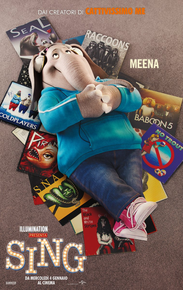 Sing Character Posters Revealed 5