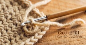 Check out these great learning tricks for crochet. crochet DIY crafts