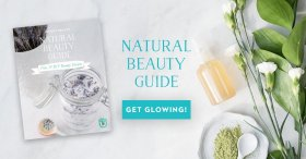 My natural beauty guide is full of great DIY tips and tricks: