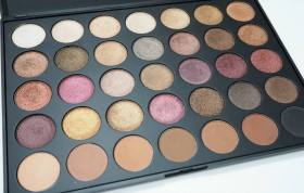 Just entered the msmakeupmagpie & BeautyChamber giveaway to win the Morphe 35F Palette bbloggers
