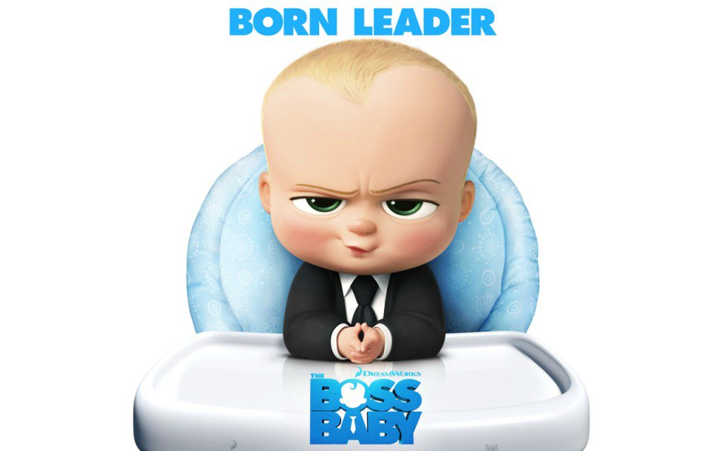 The Boss Baby Trailer Featuring Alec Baldwin