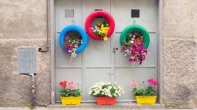 DIY: Aprende a crear lindos y creativos floreros