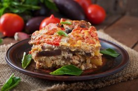 New - Slow Cooked Moussaka