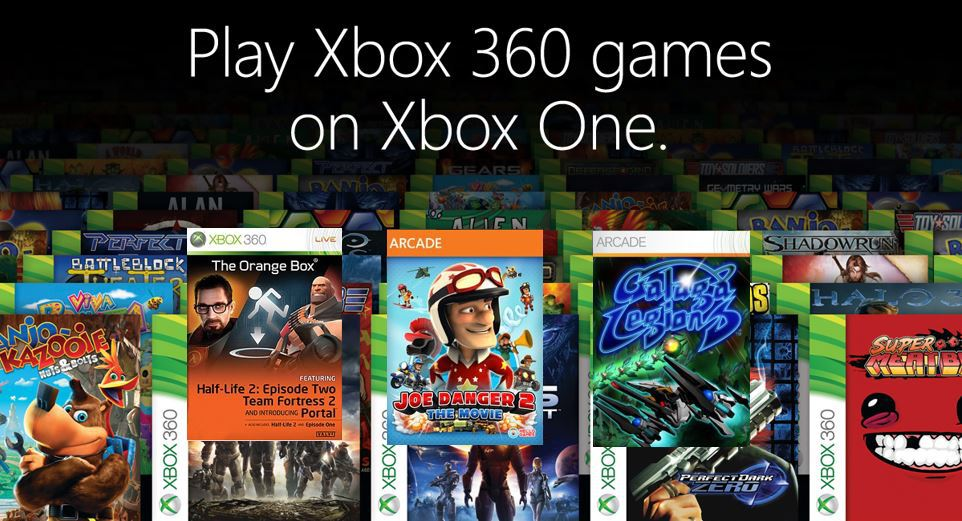 List of Games On Xbox One Backward Compatibility 1