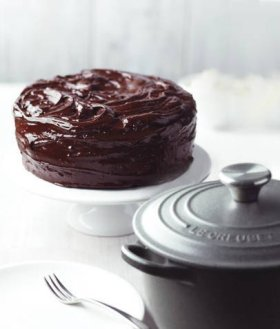Recipe: Mexican chocolate and chilli cake ://