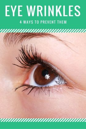 4 Tips to Prevent Eye Wrinkles Skincare SkincareTips