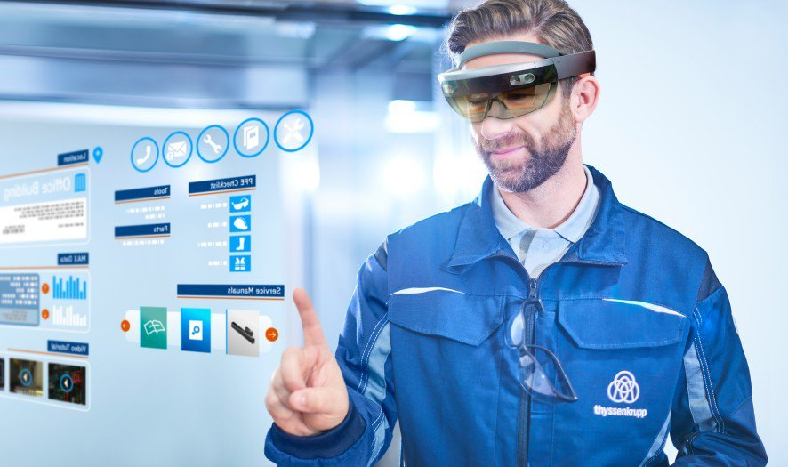 [TECH NEWS]  How HoloLens can help make elevators run more smoothly   #IoT #News