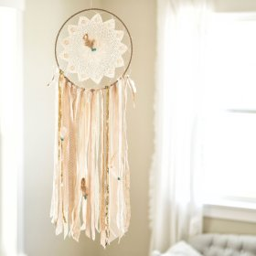 Create Beautiful dreamcatcher Kit includes everything needed affiliate daydream DIY