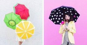 7 manires DIY de voir la pluie du bon ct !
