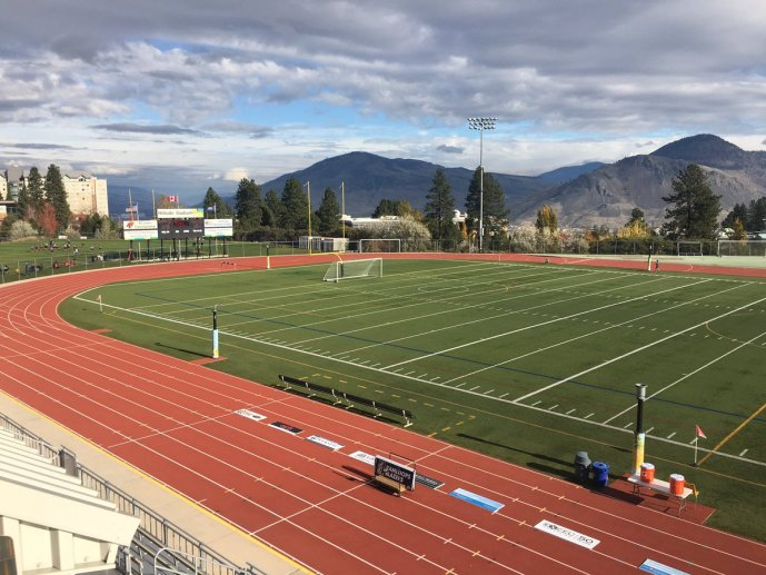 "TRU WolfPack 🐺 on Twitter: ""Hillside stadium getting ready for ..."