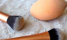 Free Real Techniques Make Up Sponge makeup freebie