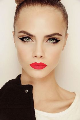 New Post: How to Master Cat Eyeliner Look! Link: bbloggers makeup eyemakeup beauty
