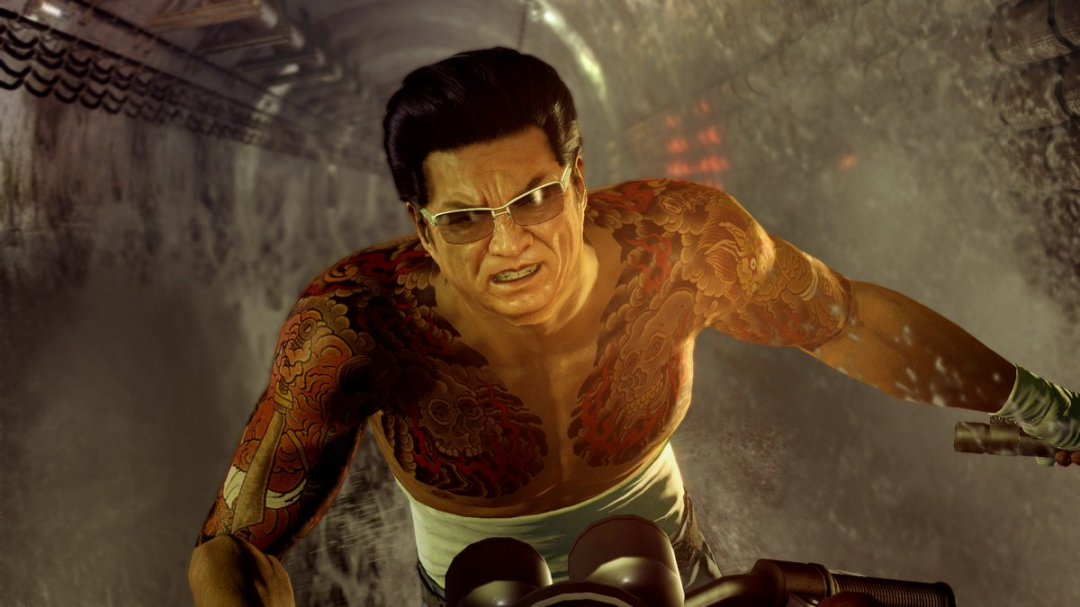 Image result for kuze yakuza