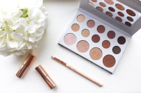 My favourite palette by bhcosmetics - carlibybel sotonbloggers BloggerBees bbloggers