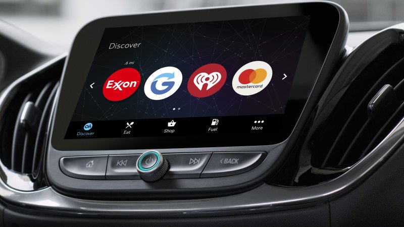 .@GM will use @IBM's Watson AI to offer targeted services to OnStar customers.