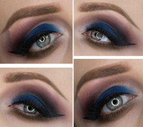Outstanding Blue Makeup Using Only Affordable Products! makeup beauty mua