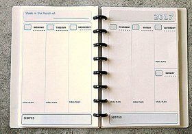 Make your own planner with these free printable pages Printable plannersupplies DIY