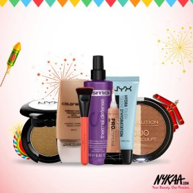 Diwali essentials every girl must have! Shop here: Diwali2016 Diwali Beauty