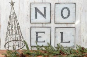 diy Holiday Signs for the Front Porch gardening DIY