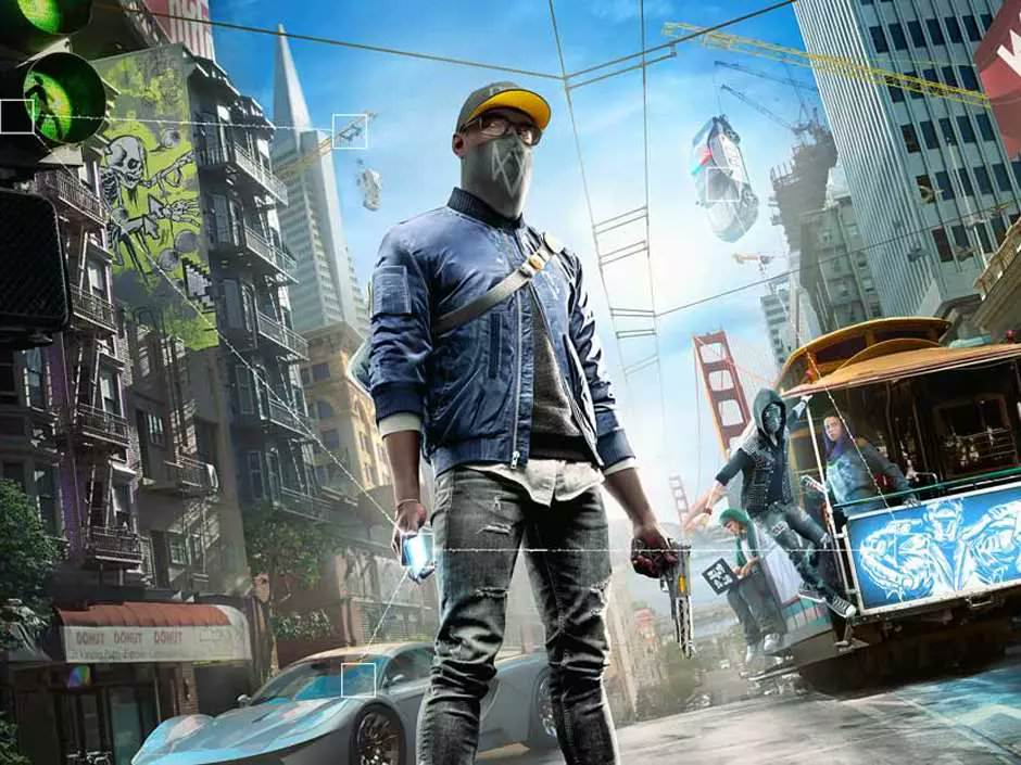 Watch Dogs 2 - Launch Trailer 4