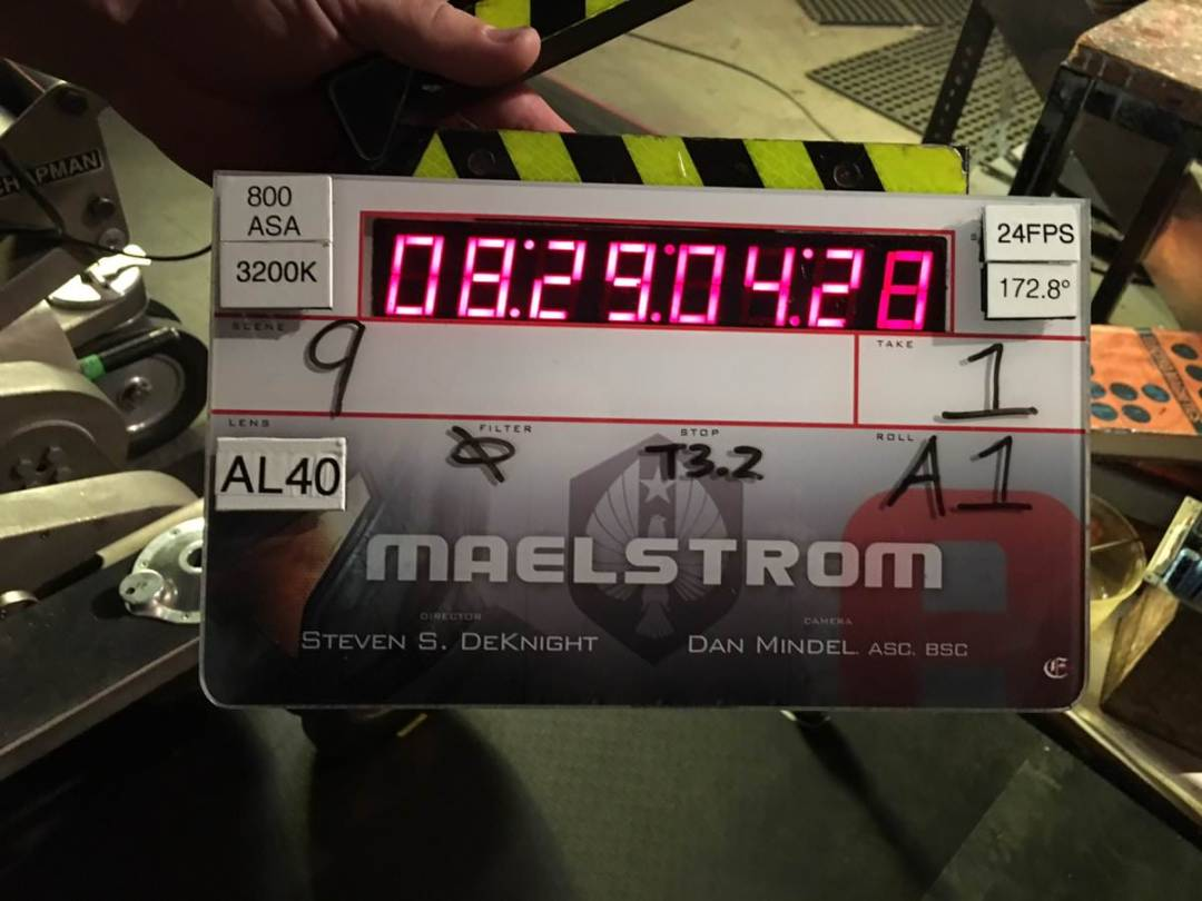 Pacific Rim 2 Titled Pacific Rim Maelstrom As Productions Begins