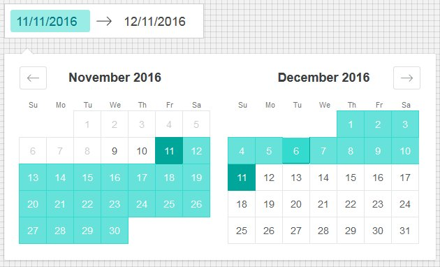 Mobile friendly datepicker with React JS   #reactjs #mobile #javascript #webdev