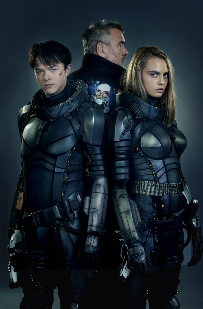 Valerian and the City of a Thousand Planets Teaser Trailer 6