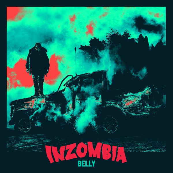 Belly – Inzombia Tracklist And Cover Art