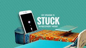 iPhone Stuck in Recovery Mode? Solution Here -> Apple iPhone DIY WiBlog Wifix Solution