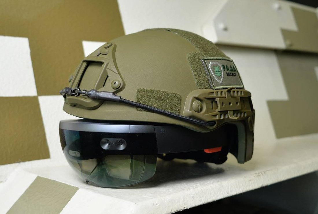 HoloLens gets more battlefield use by Ukranian military -