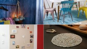 Dale un toque personal a tu hogar con estas ideas DIY: decoracion diy