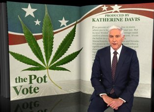 What do people think of last night's marijuana segment on @60Minutes?