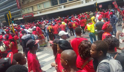 Avoid Pretoria CBD at all costs - police  | Independent Online